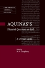 Aquinas's Disputed Questions on Evil : A Critical Guide - Book