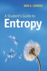 A Student's Guide to Entropy - Book