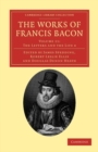 The Works of Francis Bacon - Book