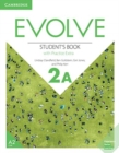 Evolve Level 2A Student's Book with Practice Extra - Book