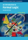 An Introduction to Formal Logic - Book