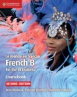 Le monde en francais Coursebook : French B for the IB Diploma - Book
