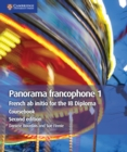 Panorama francophone 1 Coursebook : French ab initio for the IB Diploma - Book