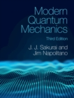 Modern Quantum Mechanics - Book
