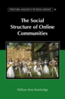 The Social Structure of Online Communities - Book