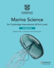 Cambridge International AS & A Level Marine Science Workbook - Book