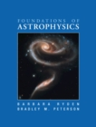 Foundations of Astrophysics - Book