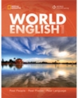 World English 1 with CDROM: Middle East Edition - Book