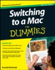 Switching to a Mac For Dummies - Book