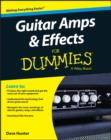 Guitar Amps and Effects For Dummies - Book