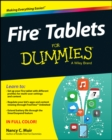 Fire Tablets For Dummies - Book
