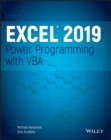 Excel 2019 Power Programming with VBA - eBook