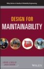 Design for Maintainability - Book