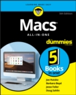Macs All-In-One For Dummies - Book