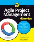 Agile Project Management For Dummies - Book