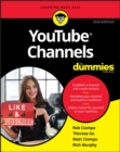 YouTube Channels For Dummies - eBook