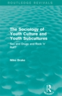The Sociology of Youth Culture and Youth Subcultures (Routledge Revivals) : Sex and Drugs and Rock 'n' Roll? - eBook