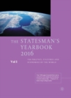The Statesman's Yearbook 2016 : The Politics, Cultures and Economies of the World - Book
