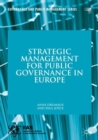 Strategic Management for Public Governance in Europe - Book