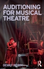 Auditioning for Musical Theatre - Book