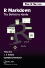 R Markdown : The Definitive Guide - Book