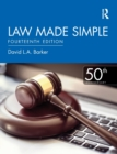 Law Made Simple - Book