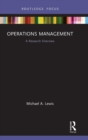 Operations Management : A Research Overview - Book
