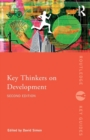 Key Thinkers on Development - Book
