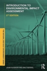 Introduction To Environmental Impact Assessment - Book