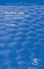 The Art of Living : The Stoics on the Nature and Function of Philosophy - Book