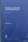 Strategic Leadership in the Public Sector - Book