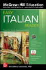 Easy Italian Reader, Premium Third Edition - Book