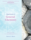 Experiments in General Chemistry - Book