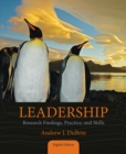 Leadership : Research Findings, Practice, and Skills - Book