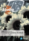 Studio AQA GCSE French Grammar and Translation Workbook - Book