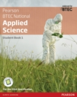 BTEC National Applied Science Student Book 1 - Book