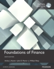 Foundations of Finance, Global Edition - Book