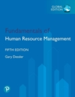 Fundamentals of Human Resource Management, Global Edition - Book