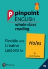 Pinpoint English Whole Class Reading Y6: Holes : Flexible and Creative Lessons for Holes (by Louis Sachar) - Book