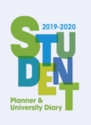 Student Planner and University Diary 2019-2020 - Book