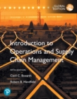 Introduction to Operations and Supply Chain Management, Global Edition - Book