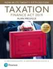 Melville's Taxation: Finance Act 2019 - eBook