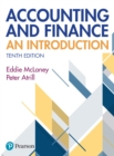 Accounting and Finance: An Introduction - eBook