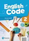 English Code American 2 Picture Cards - Book