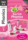 Bug Club Phonics Parent Pack 2 for ages 4-5; Phonics Sets 4-6 - Book