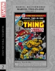 Marvel Masterworks: Marvel Two-in-One Vol. 2 - Book