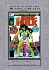 Marvel Masterworks: The Savage She-hulk Vol. 1 - Book