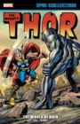 Thor Epic Collection: the Wrath of Odin - Book