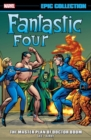 Fantastic Four Epic Collection: the Master Plan of Doctor Doom - Book
