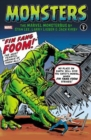 Monsters Vol. 2: the Marvel Monsterbus by Stan Lee, Larry Lieber & Jack Kirby : Monsters Vol. 2: The Marvel Monsterbus By Stan Lee, Larry Lieber & Jack Kirby Volume 2 - Book
